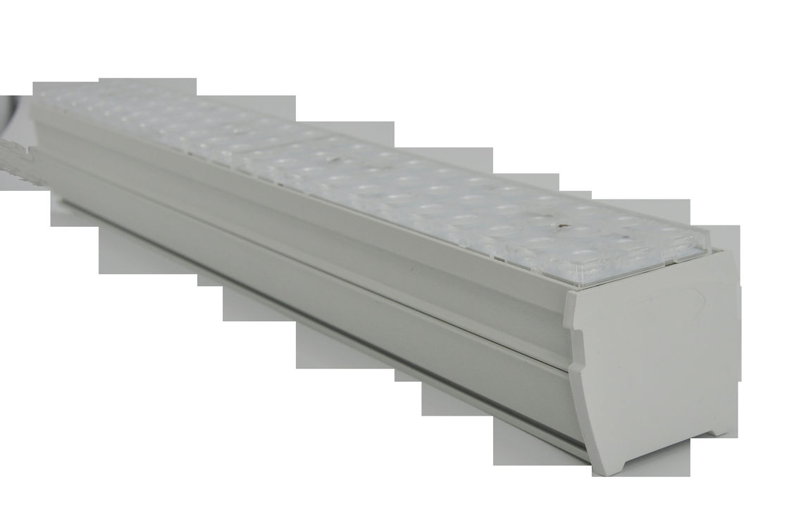 70W Linkable LED Linear Lighting 130Lm/W Supermarket LED Linear Light Fixture